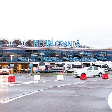 Aeroport HENRI COANDA (Otopeni)