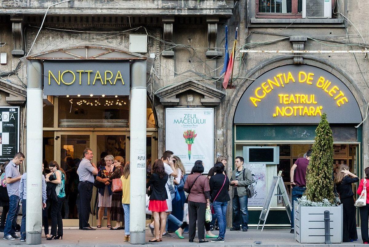 Teatrul Nottara / Bucuresti