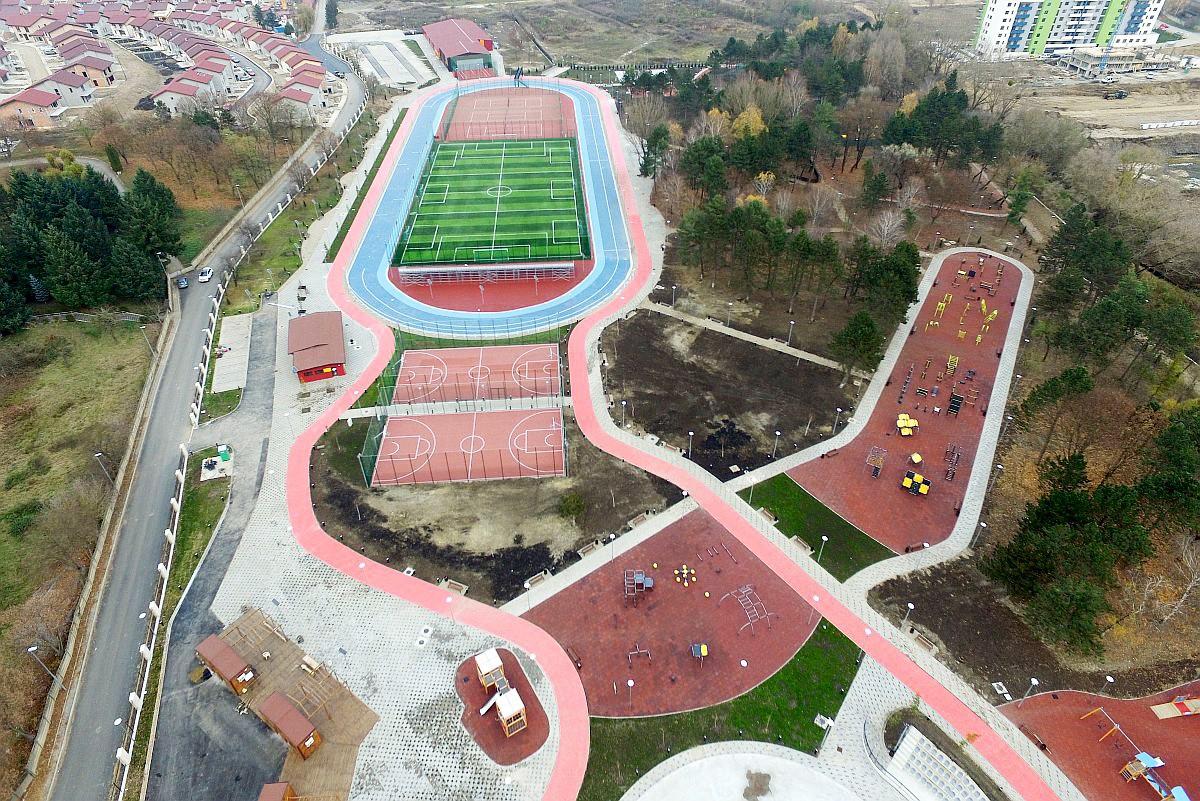 Baza Sportiva Cartodrom Gheorgheni - Cluj-Napoca