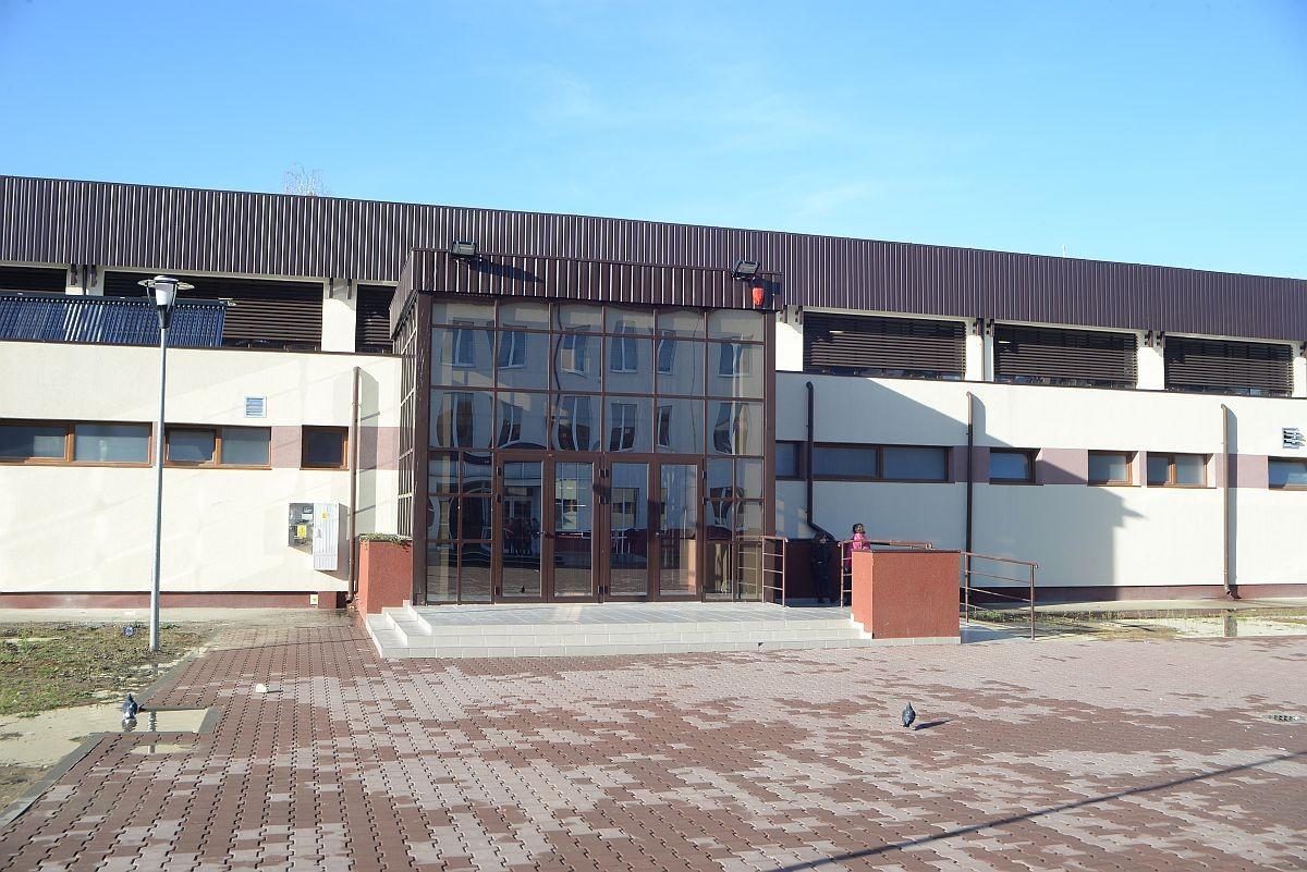 Campus Liviu Rebreaunu Bistrita