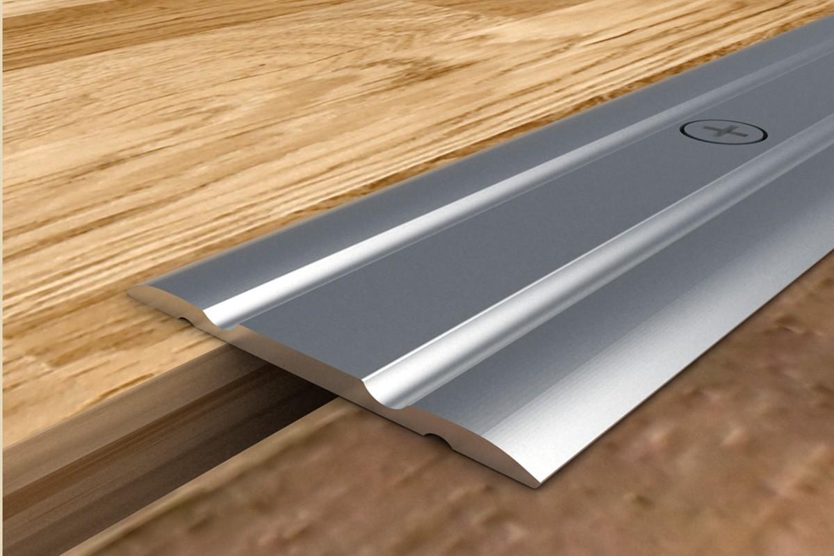 Profil aluminiu trecere simplu 28mm