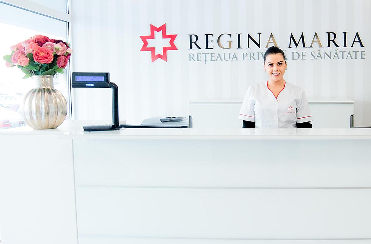 Reteaua medicala Regina Maria