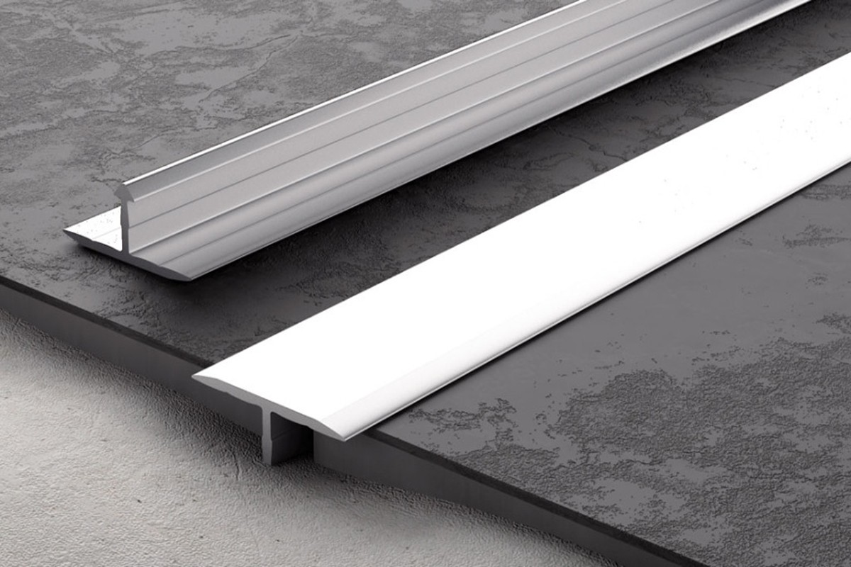 Profil trecere aluminiu nepolizat