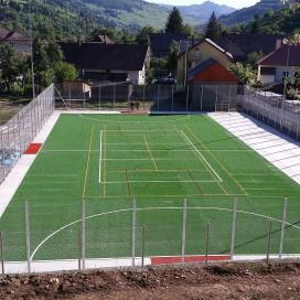 Teren sport - Primaria Bicazu
