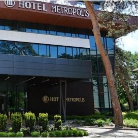 Hotel Metropolis Bistrita