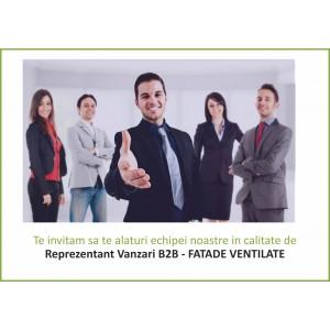 Reprezentant vanzari B2B- Fatade ventilate