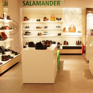 Magazin Salamander - Cluj- N
