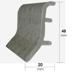Dimensiuni Plinta PVC Spumos