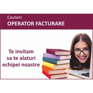 Operator facturare