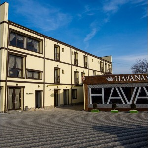 Hotel Havana / Targu Ocna- Bacau