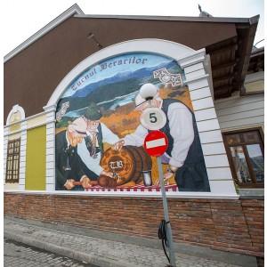Restaurant Turnul Berarilor Piatra Neamt
