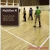 Parchet stratificat Multiflex M pt baschet si sali de sport