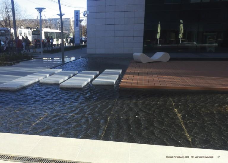 Sisteme pentru terasa - podelele de exterior