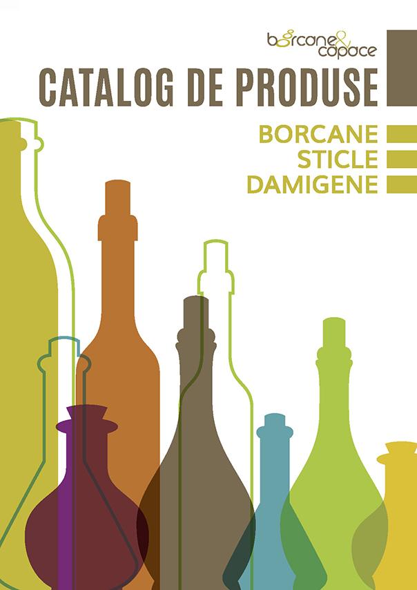 Catalog Borcane