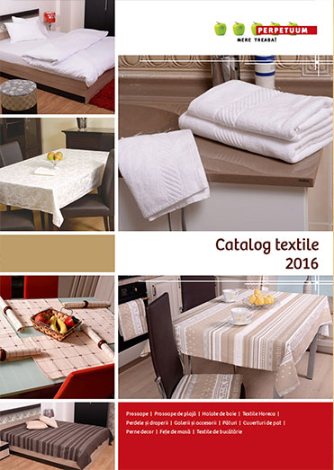 Catalog Textile 2016