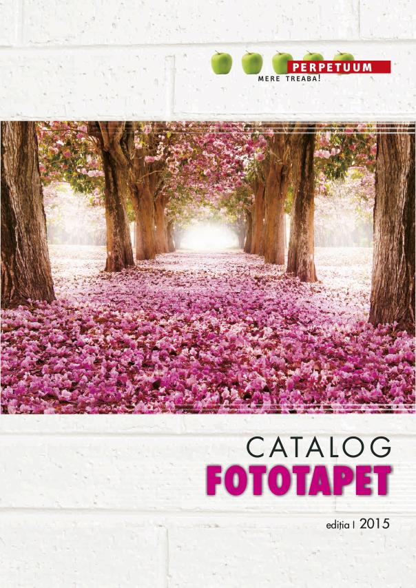 Catalog Fototapet